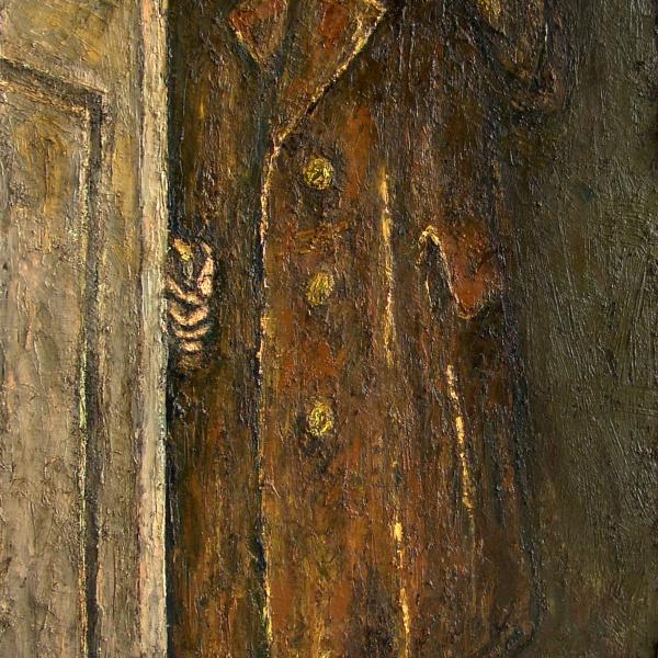Гость. 2005. х.м. 180х80