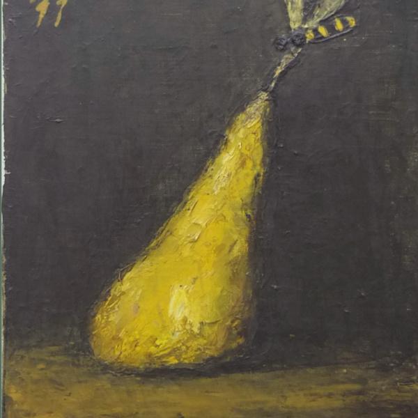 Дюшес. х.,м. 40х30. 2011