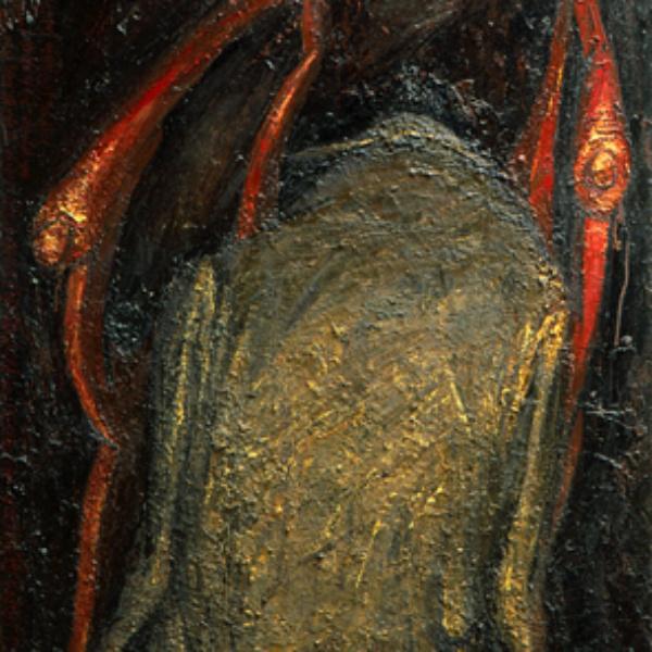 Блудный сын (на тему Рембрандта). 120х80. 1992-94