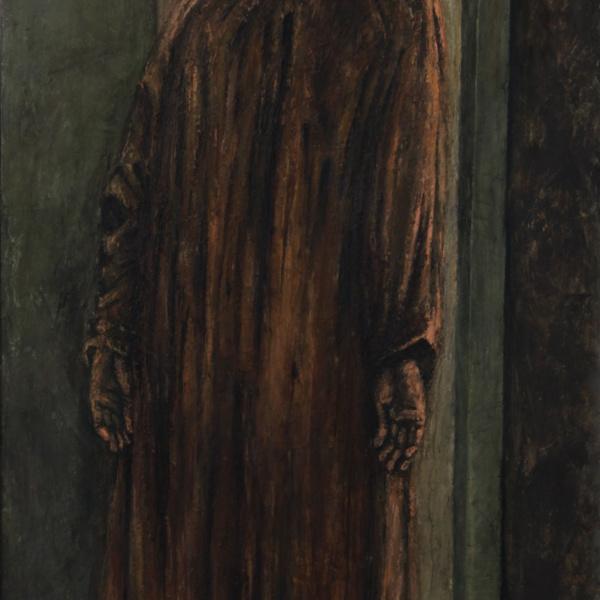 Блудный сын (на тему Рембрандта). 187х104. 2011