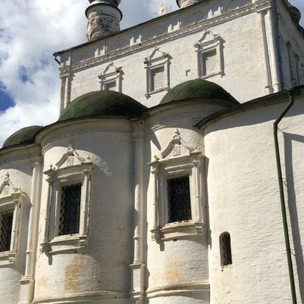 Выставочный зал. Музей-заповедник в Переславле.